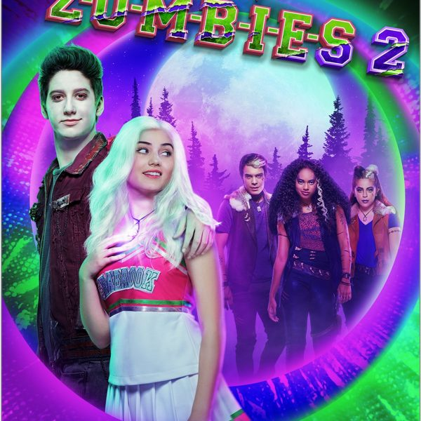 Disney's Zombies 2 DVD