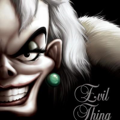 Disney, but Dark! Evil Thing by Serena Valentino