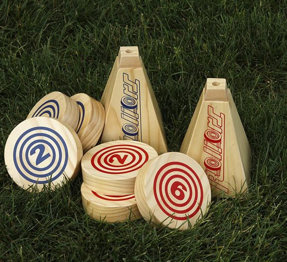 The Review Wire: Rollors Outdoor Yard Game