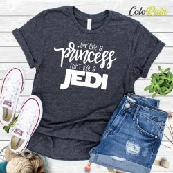 Star Wars Shirt Look Like a Princess,