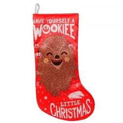 Star Wars Wookiee Christmas Stocking