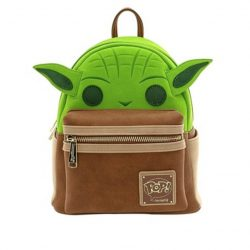Star Wars Yoda Cosplay Mini Backpack
