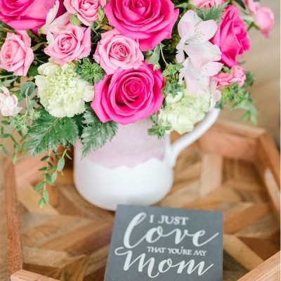Teleflora Celebrates Real Moms Everywhere + 20% Off Bouquets