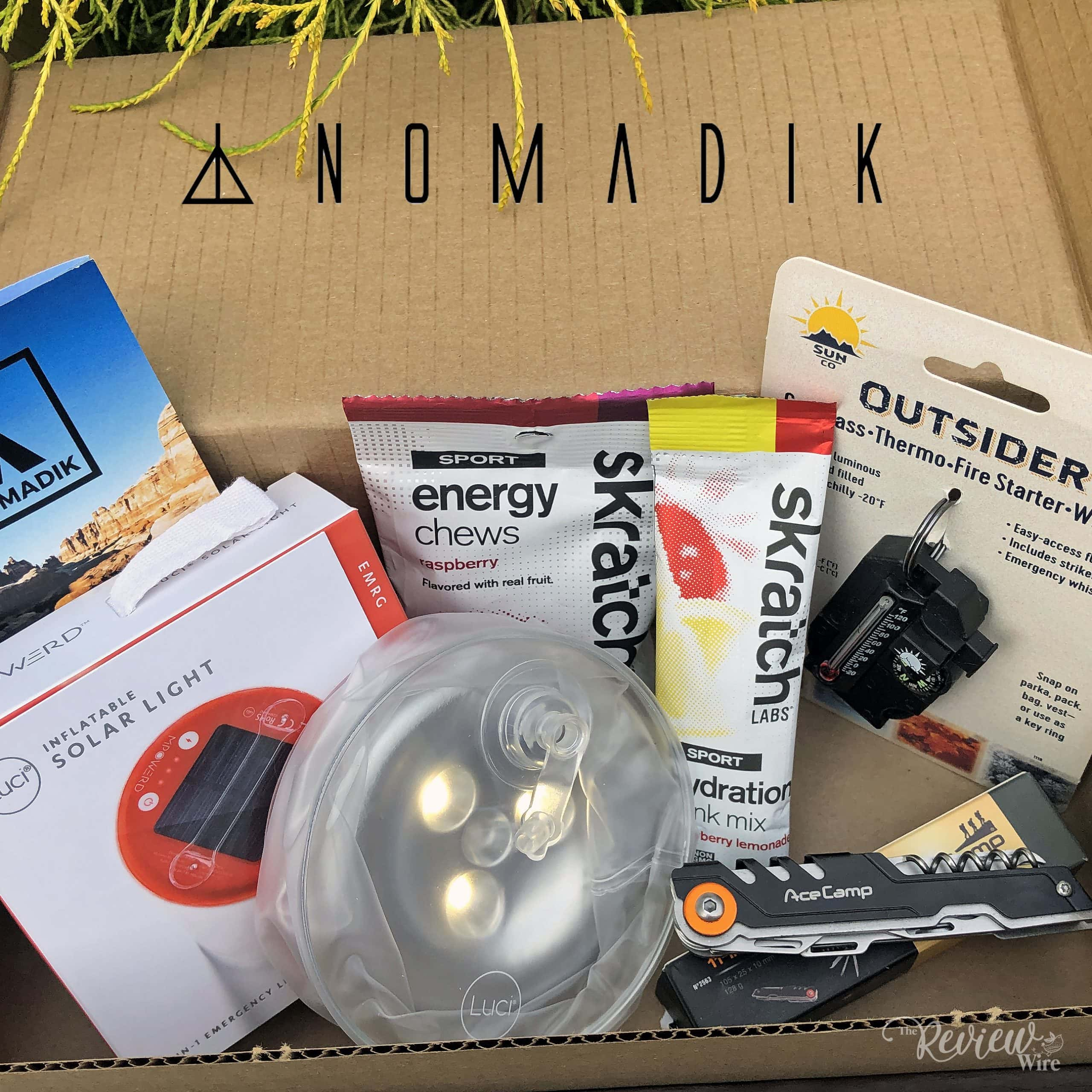 The Review Wire Summer Readiness with The Nomadik