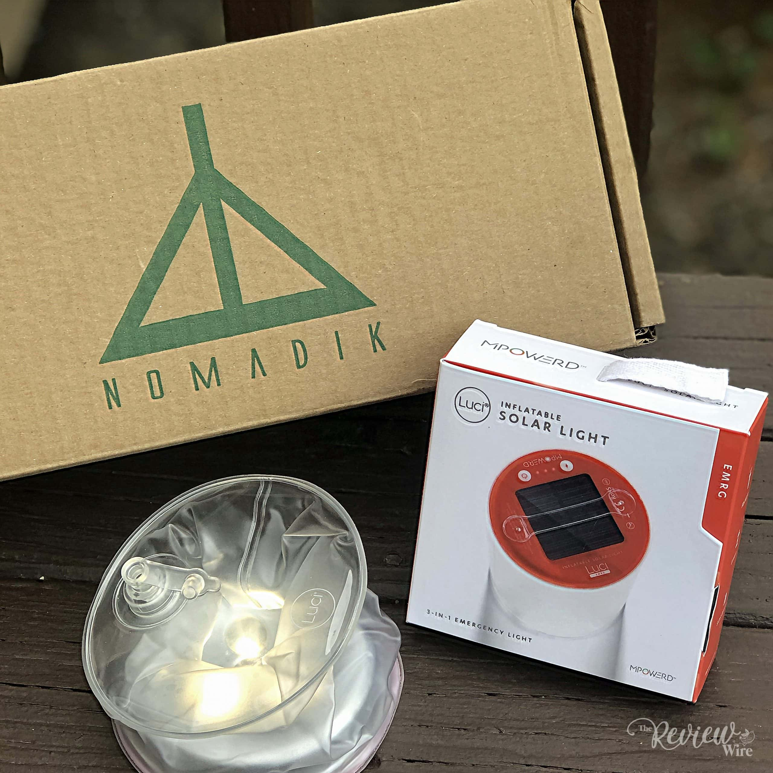 The Review Wire - The Nomadik - MPOWERD Luci EMRG (2)