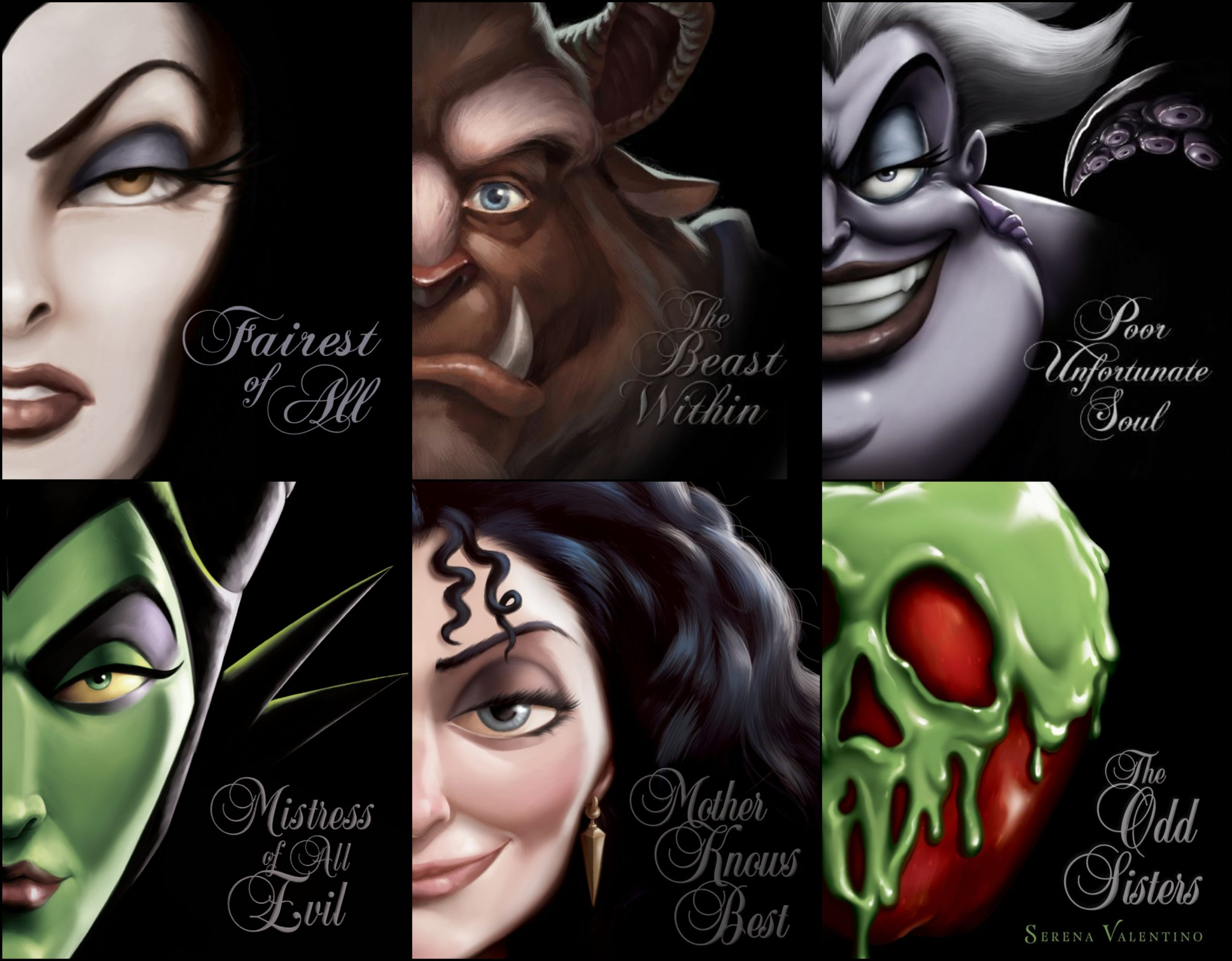 Villains Series