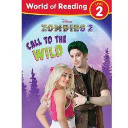 World of Reading, Level 2: Disney Zombies 2