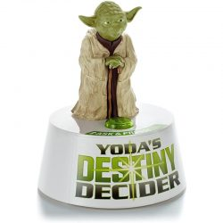 Yoda's Destiny Decider Fortune Teller Collectible