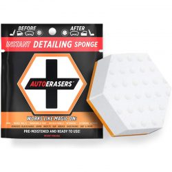 Father's Day Gift Guide 2020: AutoERASERS Instant Auto Detailing Sponge