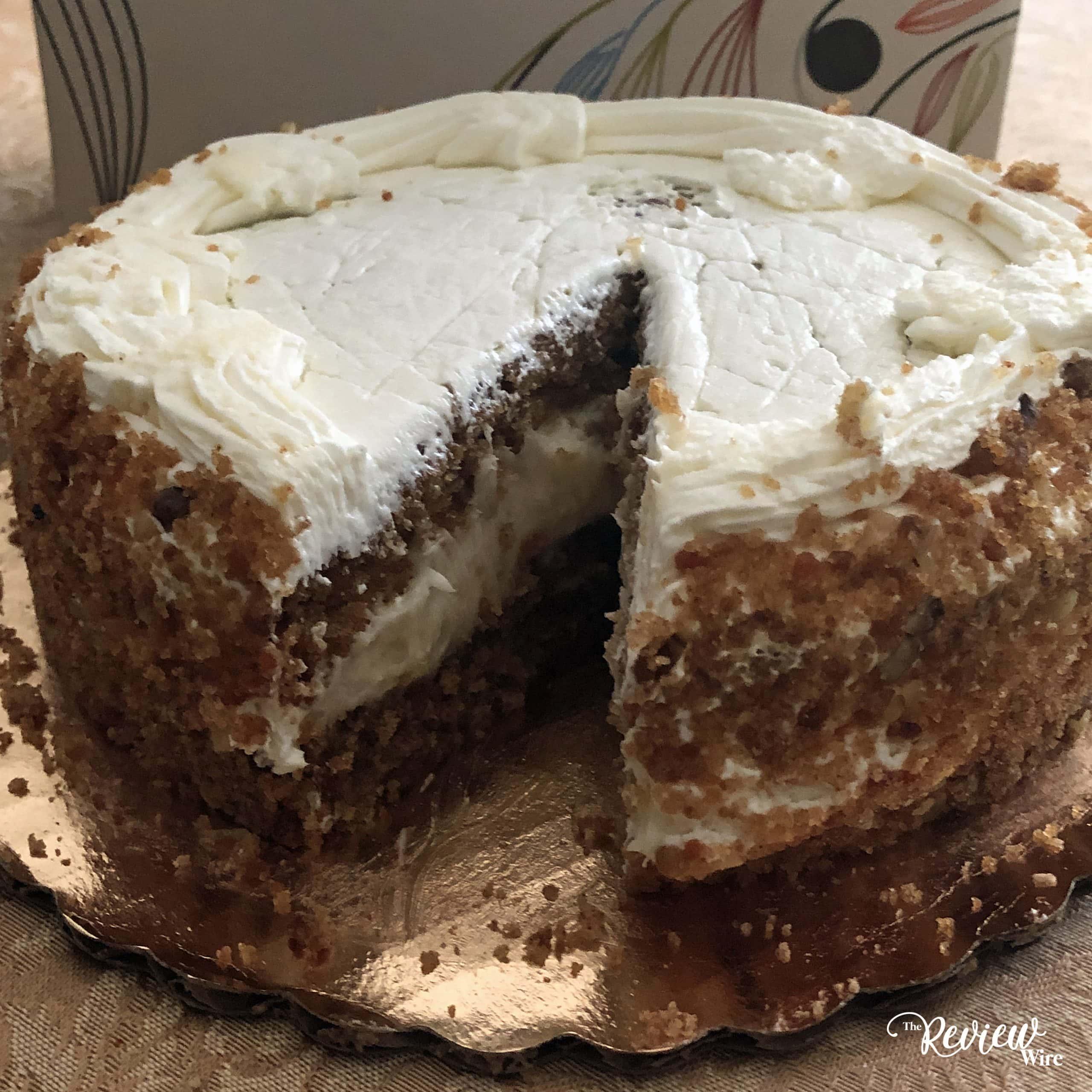 Bake Me A Wish! Carrot Cake