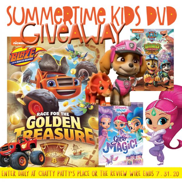 The Review Wire: Summertime Kids DVD Giveaway