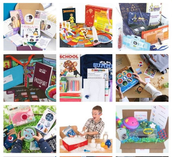 The Review Wire - Educational Back-to-School Subscription Boxes
