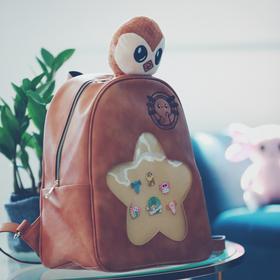 Axol & FriendsWorld Changer Adventure Backpack - Plushie Zipper