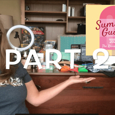 Summer Guide 2020: Video Guide Part 2