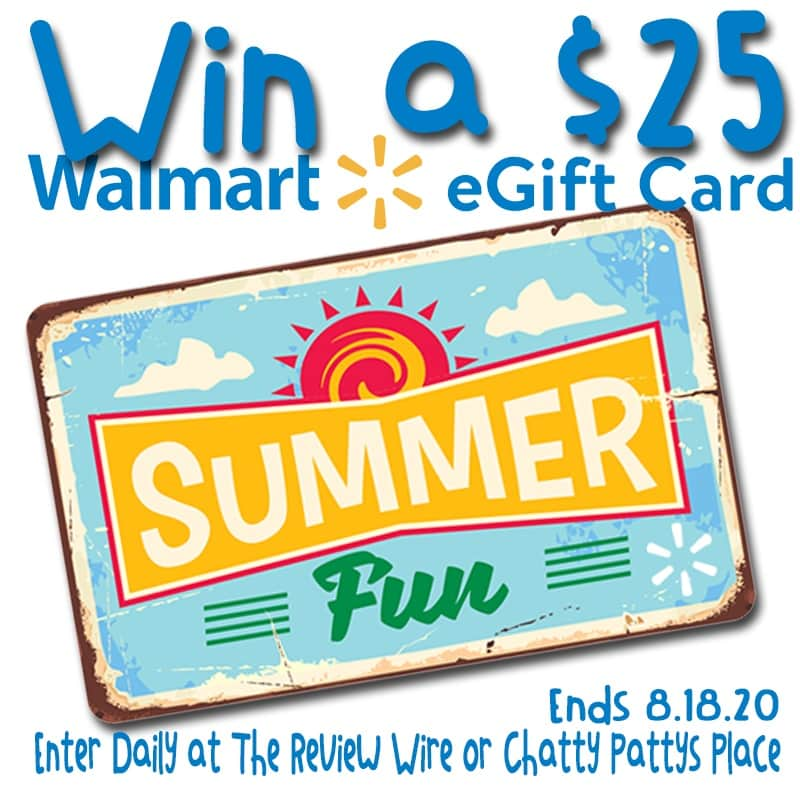 The Review Wire_Walmart Gift Card Giveaway