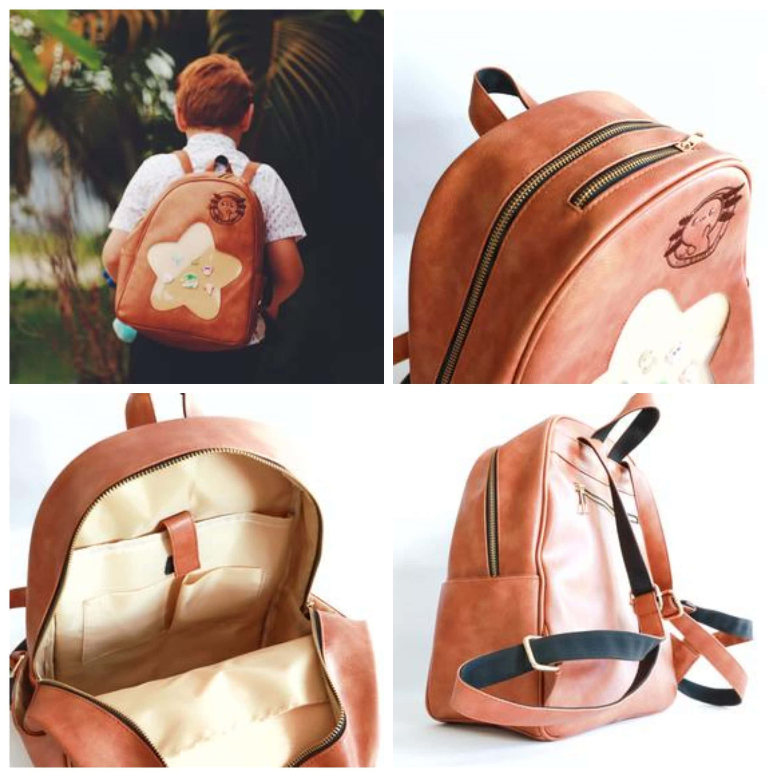 Axol & Friends: World Changer Adventure Backpack