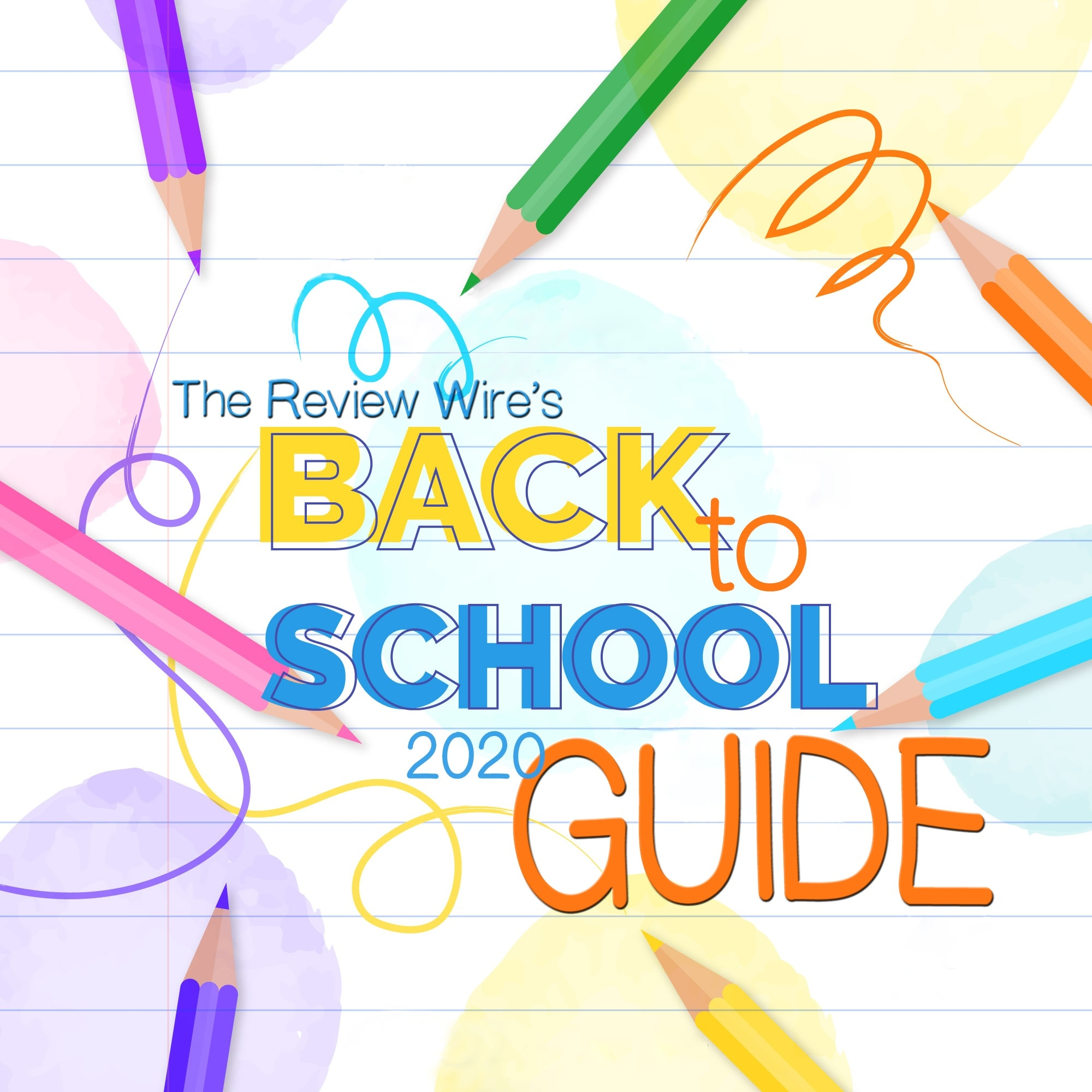 The Review Wire: Back to School Guide 2020