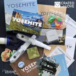 The Review Wire: Crated with Love July Box - Yosemite