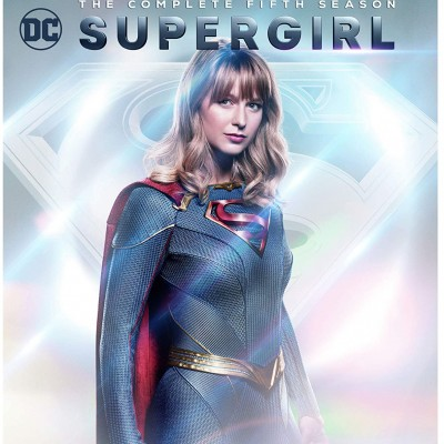 Supergirl: The Complete Fifth Season Is Flying Onto Blu-ray