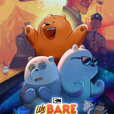 The Bears Are Coming Home! Catch We Bare Bears: The Movie + Coloring Page