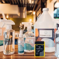 The Review Wire Holiday Gift Guide 2020: Clean Republic Cleaner Eco-Friendly Cleaning Products