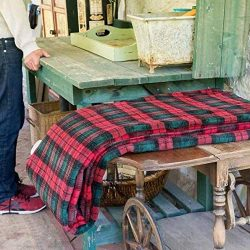 The Review Wire Holiday Gift Guide 2020: Denali Home Classic Plaid Blanket