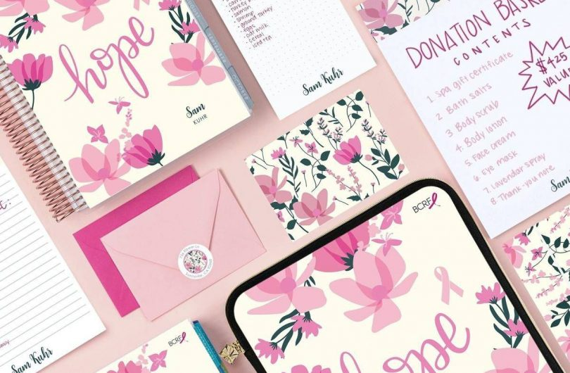 From the Breast Cancer Journal to Covers, Notepads & more, Erin Condren is donating 50% of the purchase price to the Breast Cancer Research Foundation through Oct 31, 2020 to help fund the cure.