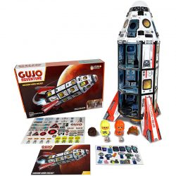 The Review Wire Holiday Gift Guide 2020: GUJO Adventure Mars Mission Rocket