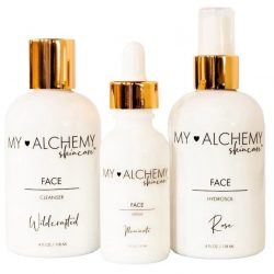 The Review Wire Holiday Gift Guide 2020: My Alchemy Skin Care TRIO