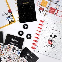 The Happy Planner Disney Mickey Mouse and Minnie Mouse Collection