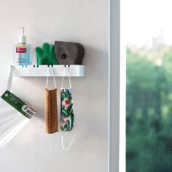 The Review Wire Holiday Gift Guide 2020: The MaskRack - Classic Design