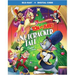 The Review Wire Holiday Gift Guide 2020: Tom and Jerry A Nutcracker Tale Special Edition (Blu-ray)