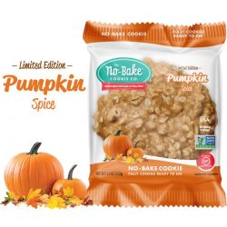 no-bake cookie co pumpkin spice