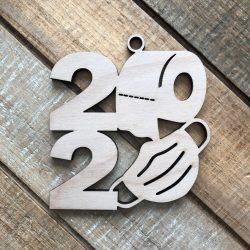 2020 Coronavirus Ornament