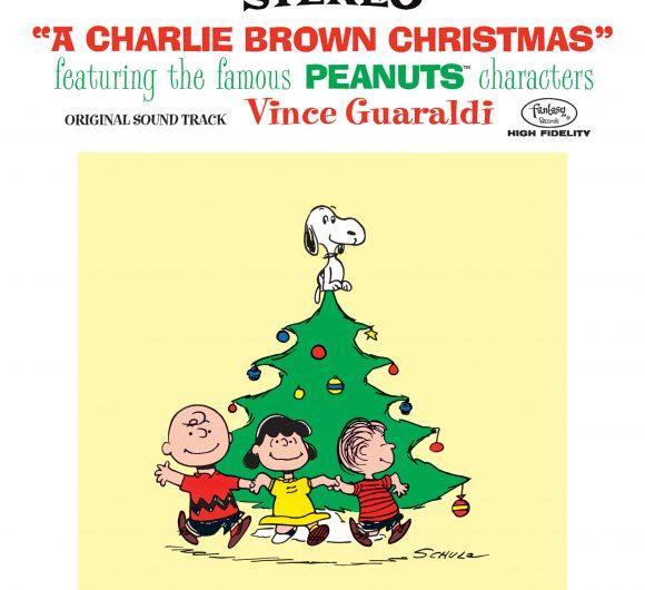 'A Charlie Brown Christmas' album cover