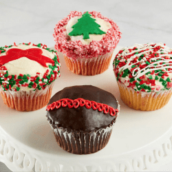 The Review Wire Holiday Gift Guide 2020: Bake Me a Wish! JUMBO Holiday Cupcakes