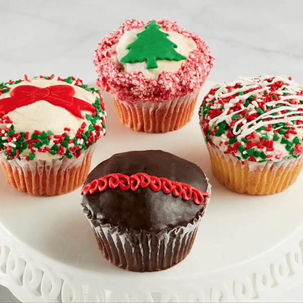 Bake Me a Wish! JUMBO Holiday Cupcakes