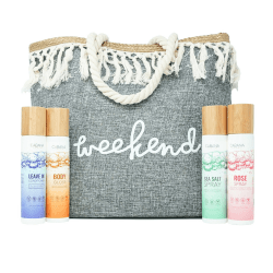 The Review Wire Holiday Gift Guide 2020: Cabana Cream Hair Care Bundle + Free Weekender Tote Bag