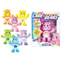 The Review Wire Holiday Gift Guide 2020: Care Bears Unlock the Magic Interactive Figures