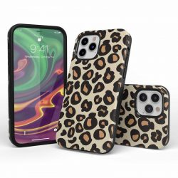 The Review Wire Holiday Gift Guide 2020: Casely Into the Wild Leopard Print Case iPhone 12