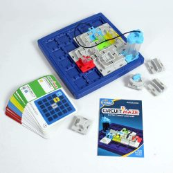 The Review Wire Holiday Gift Guide 2020: Circuit Maze Electric Current Logic Game
