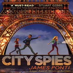 The Review Wire Holiday Gift Guide 2020: City Spies by James Ponti