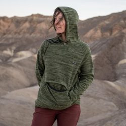 The Review Wire Holiday Gift Guide 2020: Coalatree Evolution Hoodie Made from Recycled Coffee Grounds