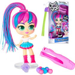 The Review Wire Holiday Gift Guide 2020: CurliGirls Hairstyling Doll with MagiCurl Hair