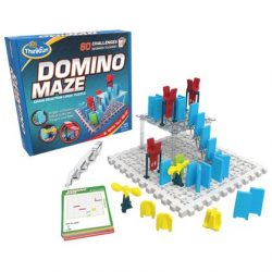 The Review Wire Holiday Gift Guide 2020: Domino Maze Chain Reaction Logic Puzzle