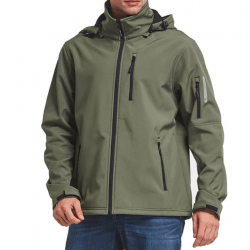 The Review Wire Holiday Gift Guide 2020: Fleece DWR Softshell Waterproof Breathable Outdoor Jacket