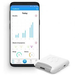 The Review Wire Holiday Gift Guide 2020: FoodMarble AIRE Personal Digestive Breath Tester