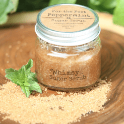 The Review Wire Holiday Gift Guide 2020: For the Feet Peppermint Sugar Scrub