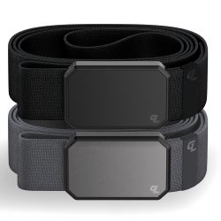 The Review Wire Holiday Gift Guide 2020: Groove Life Stretch Nylon Belt with Magnetic Aluminum Buckle
