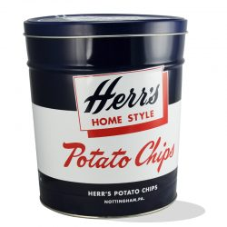 The Review Wire Holiday Gift Guide 2020: Herr's Retro Tin